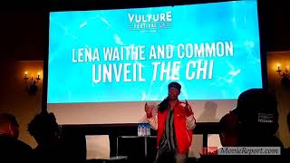 THE CHI introduction by Lena Waithe - November 19, 2017