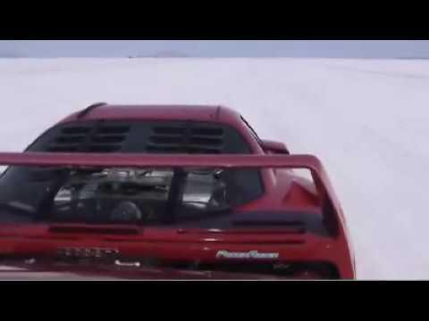 Ferrari F40 Top Speed