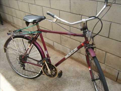 Reconditioning My Huffy 10 Speed Free Spirit Bike Wmv Youtube