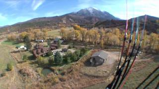 Powered Paragliding- fun on the ranch- Red Bull Air Force HD