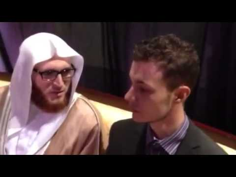 Iskander Amien, son of Arnoud Van Doorn distributor of movie fitnah accept islam