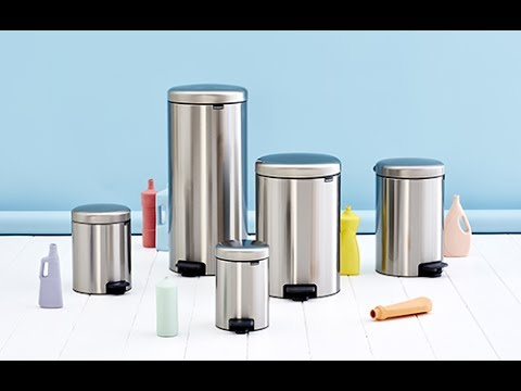 Brabantia - New Icon Bins Support The Ocean Cleanup