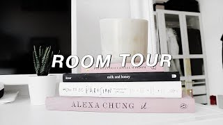 GRAY AND PINK ROOM DECOR