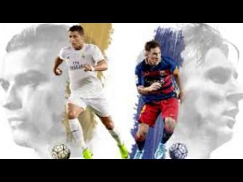 imagenes de MESSI vs CR7