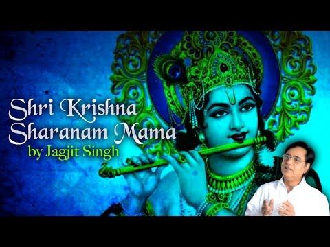Shri Krishna Sharanam Mama | Shri Krishna Mantra | Jagjit Singh | Times Music Spiritual