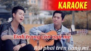 Xin Còn Gọi Tên Nhau Karaoke - Đỗ Quốc Hương Karaoke Tone Nam