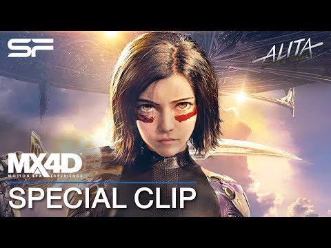 MX4D Alita: Battle Angel อลิตา แบทเทิล แองเจิ้ล | The Making of Alita Clip ซับไทย