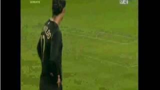 Thomas Sørensen save Cristiano Ronaldo's Penalty Kick