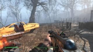 Fallout 4 070 - Стрелки на винтокрыле