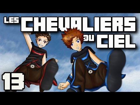 Minecraft : Les Chevaliers du Ciel #13