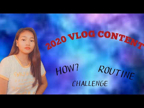 Download 2020 vlog content ideas | #nicole crisostomo