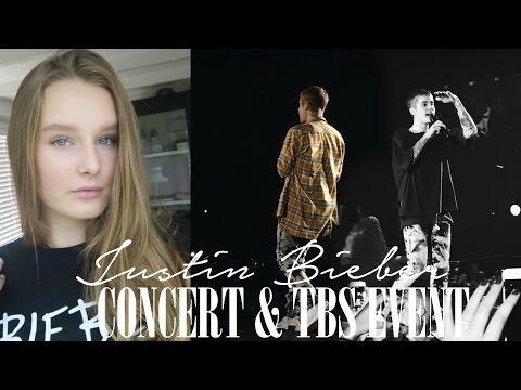 JUSTIN BIEBER & TBS EVENT - WEEKVLOG 44