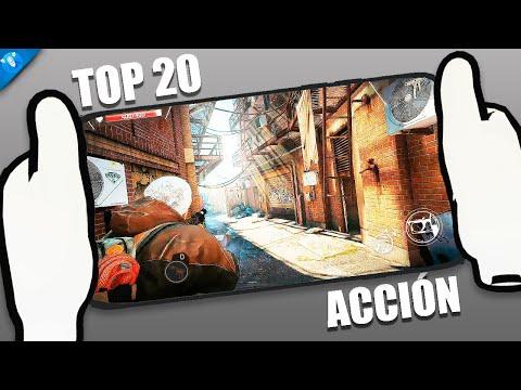 TOP 20 JUEGOS PARA ANDROID & IOS DE ACCIÓN | ¡YES DROID!