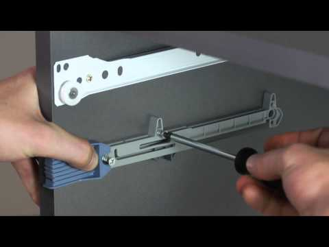 Titus Soft Closing - Titusoft Damping solution for metal box