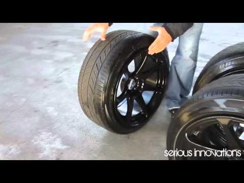 Winter Mode MB Battle wheels on accord