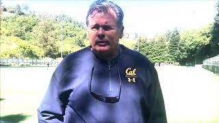 Bear Insider Video: Cal rugby coach Jack Clark