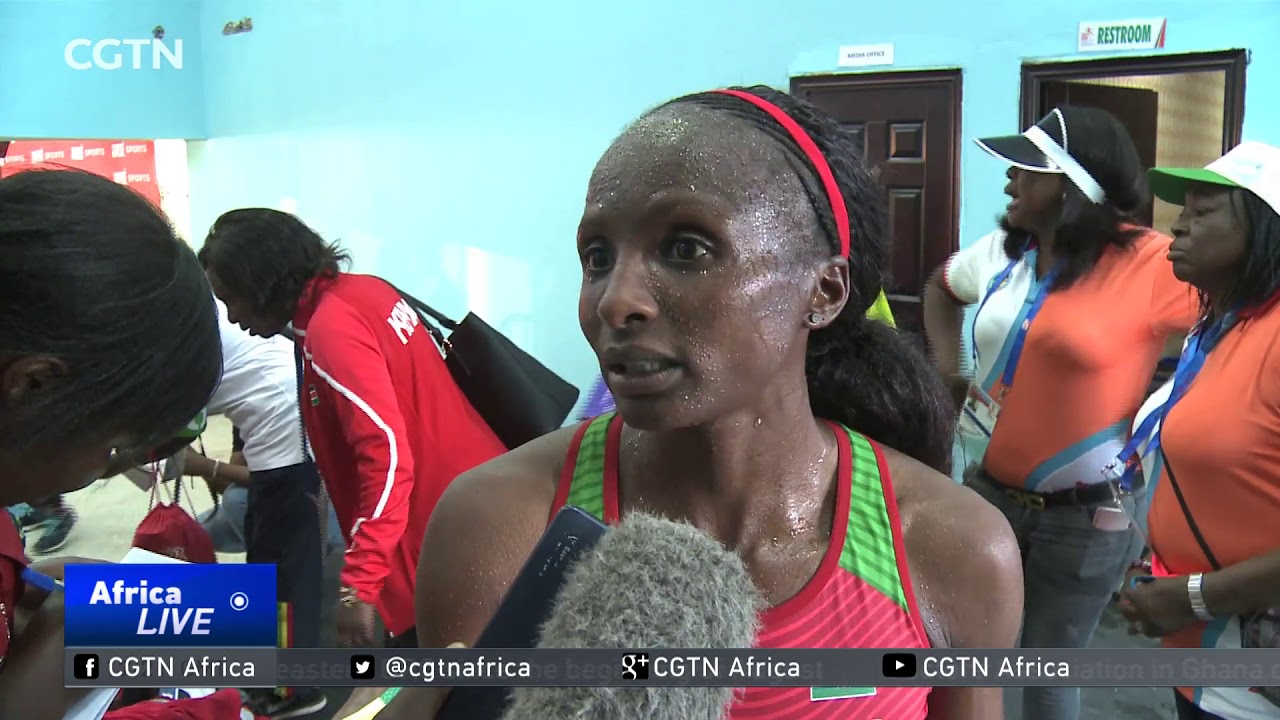 Asaba 2018:  Newly crowned African champion Obiri eyeing Intercontinental Cup glory