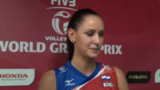 18-06-2016: Bari WGP - Goncharova after Rus-Tha