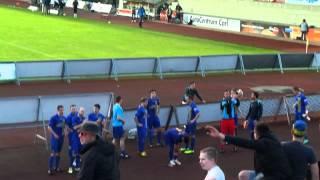 VFC Plauen vs  Lok 25.04.2014