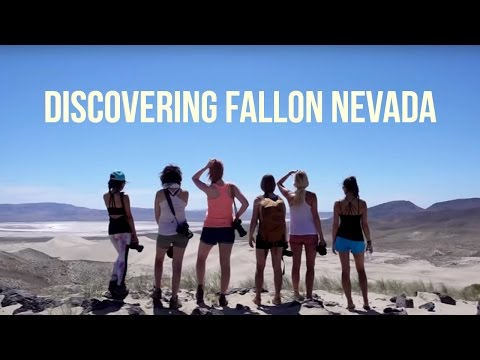 DISCOVERING FALLON NEVADA | Local Adventurer