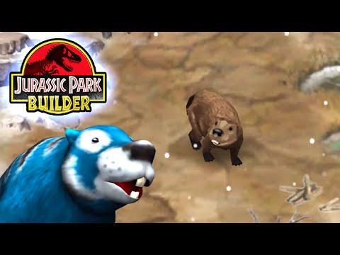Gaming Beaver LIVES! Jurassic Park Builder: GLACIER Tournament || Ep33 HD