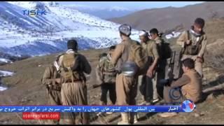 درگیری های سپاه پاسداران و حزب دموکرات کردستان ایران: ۱۴ کشته