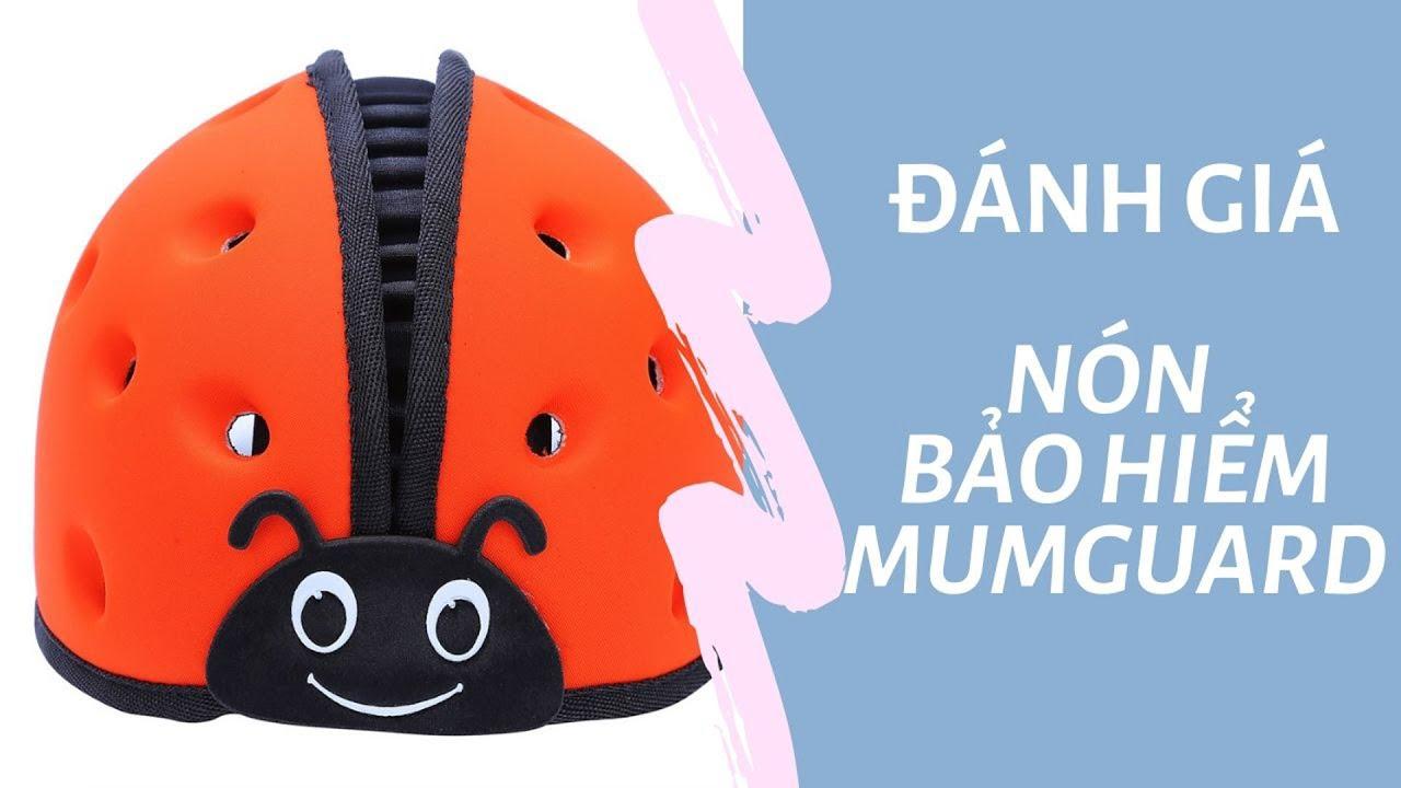 [Đánh giá] Mũ bảo hiểm trẻ em Mumguard chính hãng – Ditadi.net