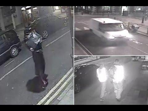 Hatton Garden Trial CCTV Shows Mystery Burglar With Keys To The
