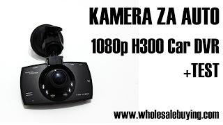 KAMERA DVR MOBIL FULL HD KAMERA MOBIL 1080P 2.7 INCH CAR CAMERA DVR HD