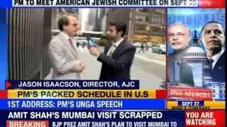 #ModiInUS: PM to meet American Jewish committee on September 28