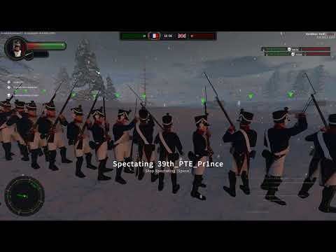 Holdfast: Nations at War Linebattle 1/3/18