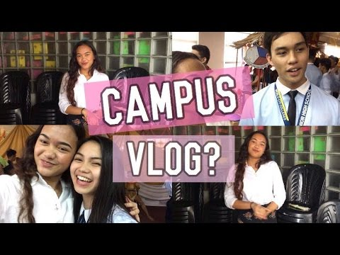 SCHOOL VLOG + INTERVIEW - WCC ANTIPOLO EDITION (philippines)