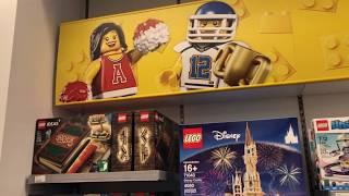Магазин Лего в Нью-Йорке! Раньше было ЛУЧШЕ!