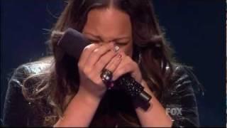 The X Factor 2011 USA - Top 17 - Melanie Amaro