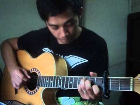 Sa isip ko - Agot Isidro/Juris/Sarah Geronimo(Guitar Finger style)
