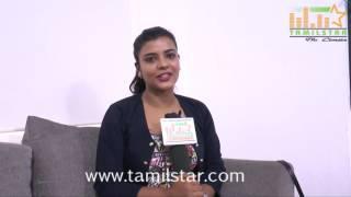 Aishwarya Rajesh At Parandhu Sella Vaa Movie Team Interview