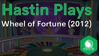 Hastin Plays: Wheel of Fortune (2012) for Xbox 360