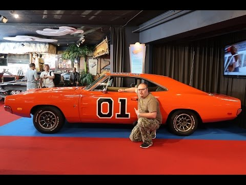 Went to a Car Museum, and saw The General Lee