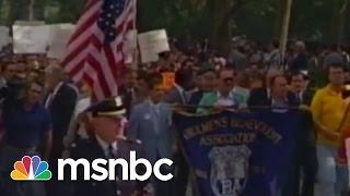 NYPD Vs. De Blasio: History Repeating Itself   msnbc