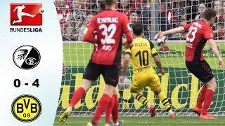 Download Video HASIL Liga Jerman Dortmund VS Freiburg21 April 2019 | Bundesliga Germany MP3 3GP MP4
