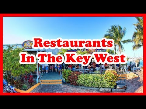 Top 5 Restaurants In The Key West, Florida, United States | Place to Eat Guide