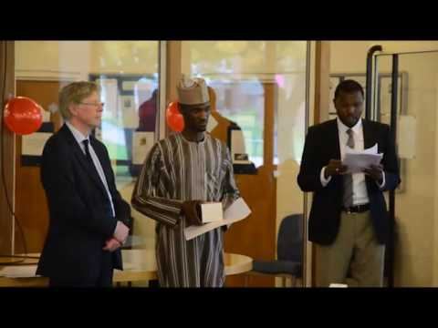 Sussex Nigerian Society Award and Guest Lecture by Am. Dr. Maitama Sule (Dan Masanin Kano)