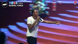 """Gospel Force - Good Madness (LIVE at The Fountain Of Life Church)"""