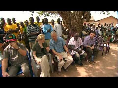 Outbound Africa: Richard Harvey on the Road - Unravel Travel TV