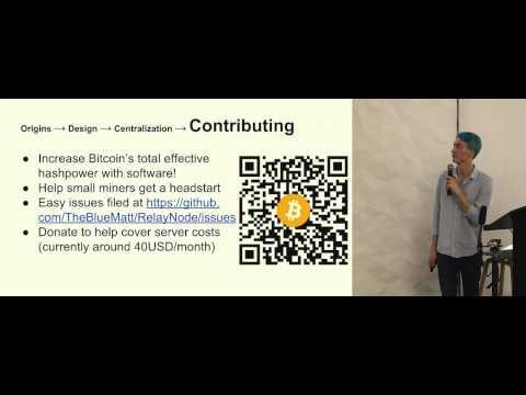 SF Bitcoin Devs Seminar: The Bitcoin Relay Network