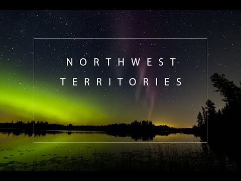 Northwest Territories | Northern Canada 4K