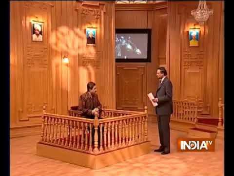 Kumar Sanu In Aap Ki Adalat Rare Clip