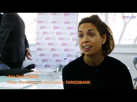 Testimonial Ana Delia Revilla, Responsable de Marketing - TARGOBANK