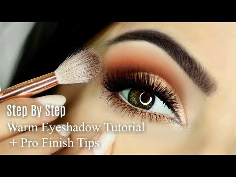 Beginner Friendly Eye Makeup Tutorial | Parts of the Eye | How To Apply Eyeshadow