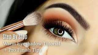 Beginner Friendly Eye Maĸeup Tutorial   Parts of the Eye   How To Apply Eyeshadow